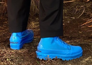 AMBUSH Converse Duck Boot Blue Release Date