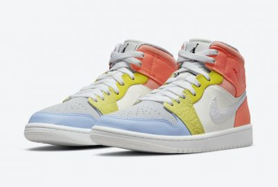 Air Jordan 1 Mid To My First Coach DJ6908-100 Release Date Price