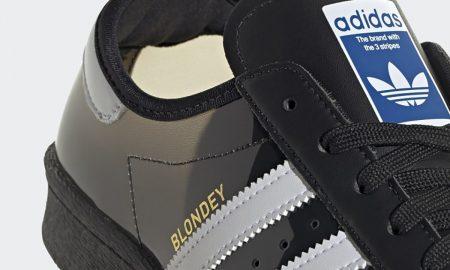 """Blondey McCoy x adidas Superstar """"Black"""" : Images et informations officielles"""