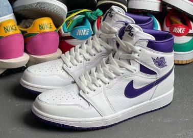 Date de sortie de l'Air Jordan 1 WMNS Court Purple CD0461-151