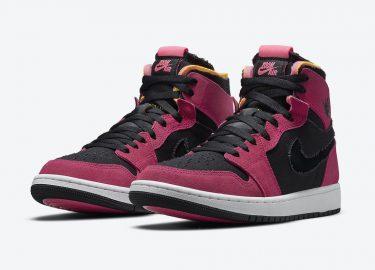 Air Jordan 1 Zoom Comfort Fireberry CT0978-601 Release Date