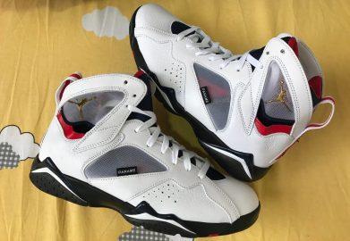 Date de sortie de l'Air Jordan 7 PSG CZ0789-105