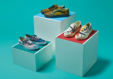 Date de sortie de la collection de sneakers MoMA Vans