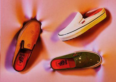 LQQK Studio Vans Style 17 Mule LX Chukka LX Release Date