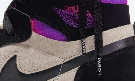 Le Paris Saint-Germain x Nike Air Jordan 1 sort ce mois-ci