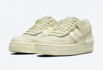 Nike Air Force 1 Shadow Coconut Milk CU8591-102 Release Date