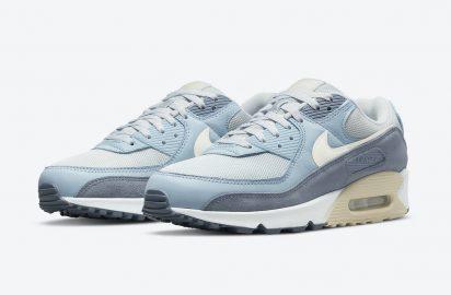 Nike Air Max 90 Premium Ashen Slate DM2829-001 Release Date