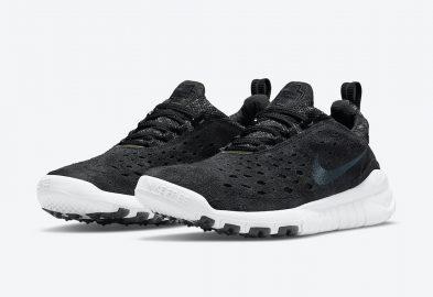 Nike Free Run Trail Black Anthracite CW5814-001 Release Date