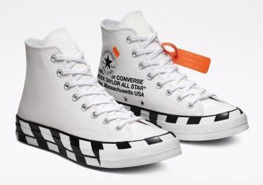 Off-White Converse Chuck 70 163862C Restock