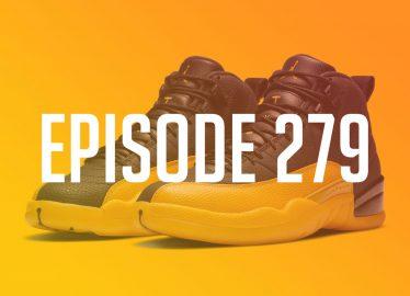 Podcast TSB : Episode 279 - Les résultats de notre Sneaker Royal Rumble
