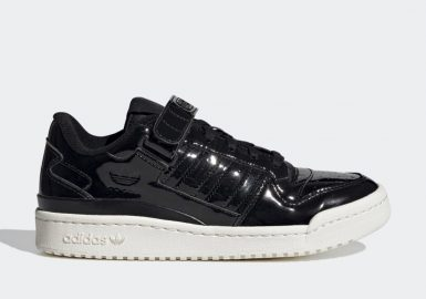 adidas Forum Low Black Patent G58030 Release Date