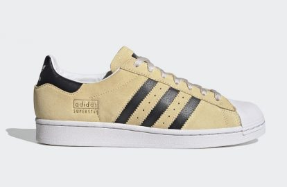 adidas Superstar Easy Yellow H68176 Release Date
