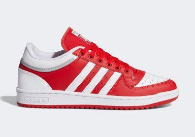 adidas Top Ten Low BB Scarlet FX7882 Release Date