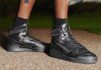 adidas Y-3 Forum Hi OG Black GZ8795 Release Date