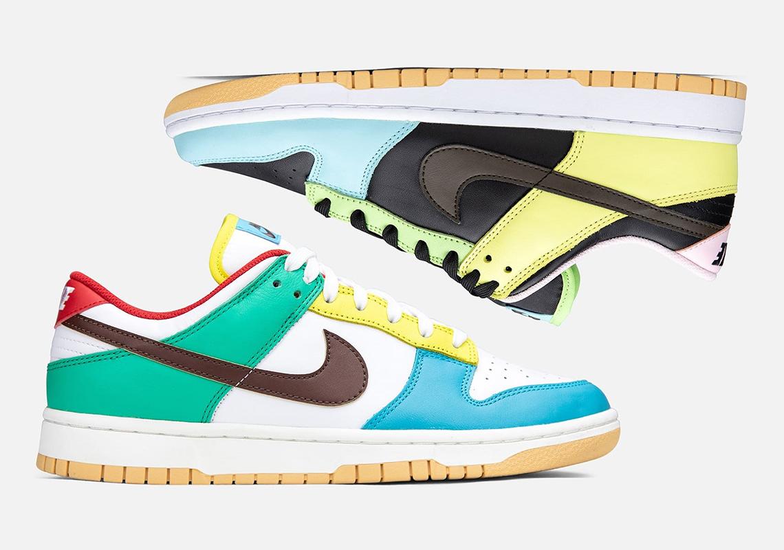 Nike Dunk Low GRATUIT.99 DH0952-100 DH0952-001