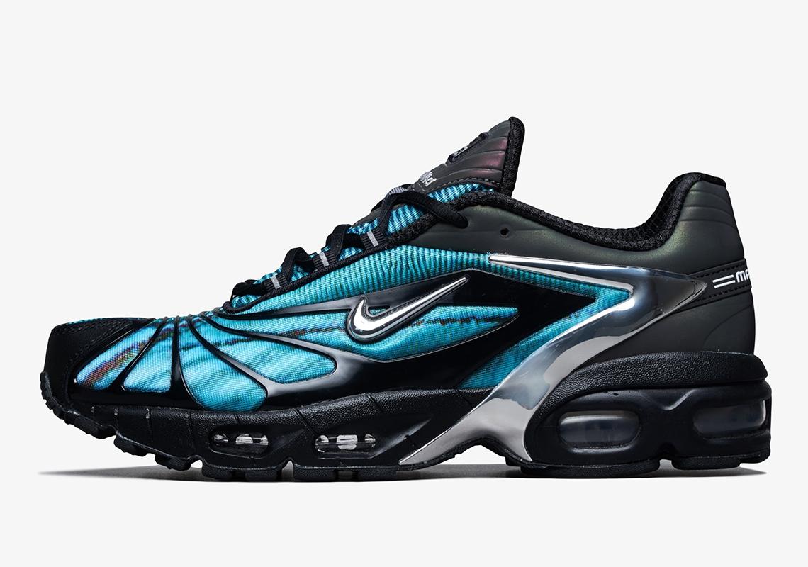 Skepta Nike Air Max Tailwind V Bright Blue Date de sortie
